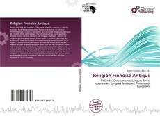 Copertina di Religion Finnoise Antique