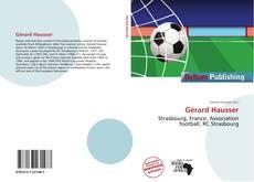 Bookcover of Gérard Hausser