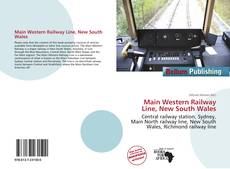 Обложка Main Western Railway Line, New South Wales