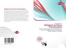 Bookcover of Religions du Pérou Précolombien