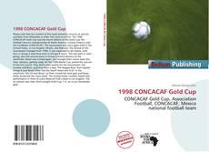 Capa do livro de 1998 CONCACAF Gold Cup