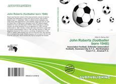 Обложка John Roberts (footballer born 1946)