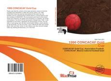 Capa do livro de 1996 CONCACAF Gold Cup