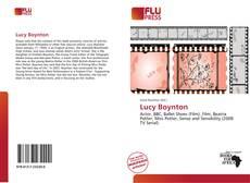 Buchcover von Lucy Boynton