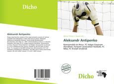 Bookcover of Aleksandr Antipenko