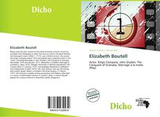Bookcover of Elizabeth Boutell