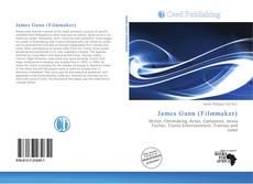 Bookcover of James Gunn (Filmmaker)