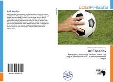 Portada del libro de Arif Asadov