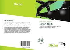 Buchcover von Barton Booth