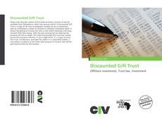 Borítókép a  Discounted Gift Trust - hoz