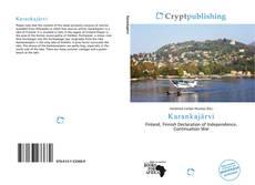 Capa do livro de Karankajärvi