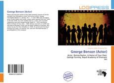 Buchcover von George Benson (Actor)