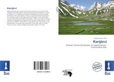 Bookcover of Karijärvi