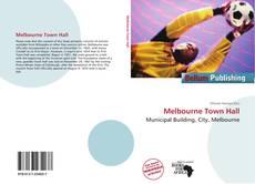 Borítókép a  Melbourne Town Hall - hoz