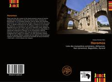 Bookcover of Horomos