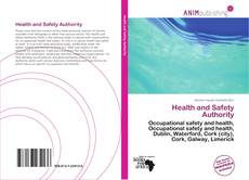 Bookcover of Health and Safety Authority