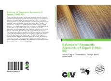 Balance of Payments Accounts of Japan (1960–90)的封面