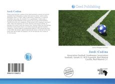 Buchcover von Jordi Codina