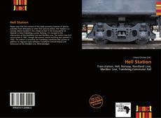 Borítókép a  Hell Station - hoz