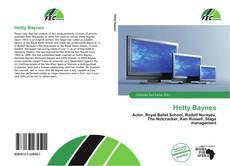 Bookcover of Hetty Baynes