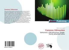 Bookcover of Canossa, Edmonton
