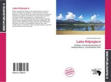 Capa do livro de Lake Kilpisjärvi