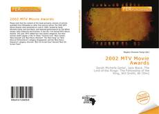 Bookcover of 2002 MTV Movie Awards