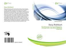 Davy Rothbart kitap kapağı