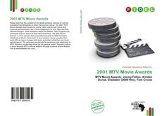 Bookcover of 2001 MTV Movie Awards