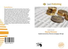 Bookcover of Equity Release