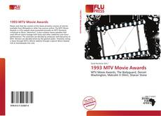 1993 MTV Movie Awards的封面