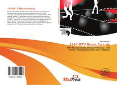 Bookcover of 1994 MTV Movie Awards