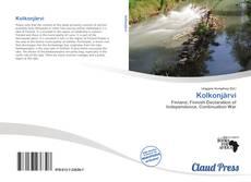 Bookcover of Kolkonjärvi