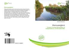 Bookcover of Korvuanjärvi