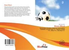 Capa do livro de Dean West