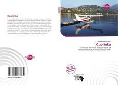 Bookcover of Kuorinka