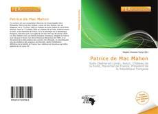 Обложка Patrice de Mac Mahon