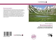 Bookcover of Kuortaneenjärvi