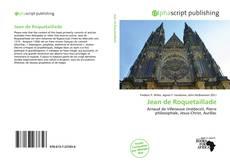 Capa do livro de Jean de Roquetaillade