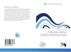 Couverture de Carla Bruni-Sarkozy