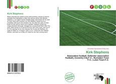 Bookcover of Kirk Stephens