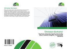 Couverture de Christian Gerhaher