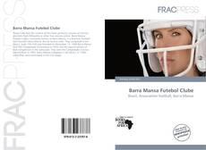 Portada del libro de Barra Mansa Futebol Clube