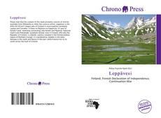 Capa do livro de Leppävesi