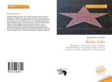 Bookcover of Mona Zaki
