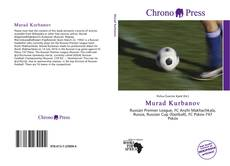 Bookcover of Murad Kurbanov