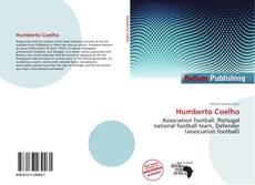 Capa do livro de Humberto Coelho
