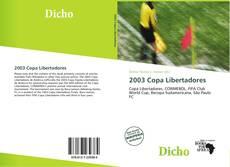 Обложка 2003 Copa Libertadores