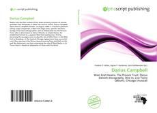 Bookcover of Darius Campbell