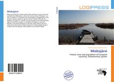 Miekojärvi的封面